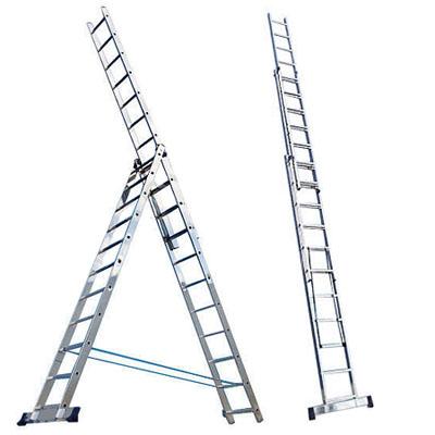 Лестница универсал. алюм. (5314/6314)