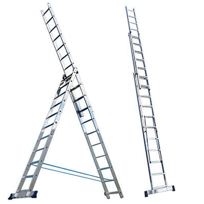 Лестница универсал. алюм. (6315)