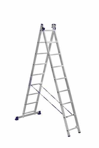Лестница универсал. алюм. (5209)