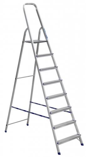 Лестница-стремянка алюм. (А/М7004)