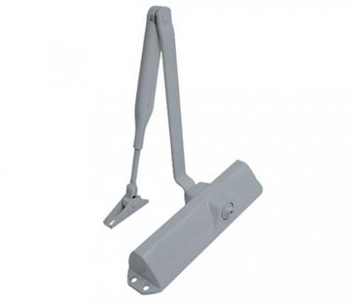 Доводчик дверной Dorma TS-68 EN2/3/4 серый до 120кг 850/950/1100мм (max 180°/105°)