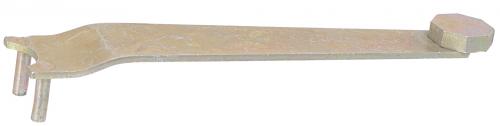 Ключ регулировки рейки с ключом ГРМ ВАЗ 08 цинк (Тамбов) А-354
