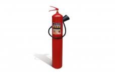 Огнетушитель ОУ-7 BCE углекислотный 9,7л/7кг 10с 3м 20кг