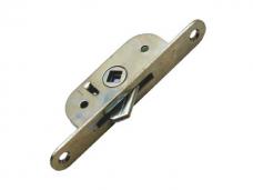 Завертка оконная врезная 3Р2-2 (механизм без ручки) цинк. 1/100 (Металлист)