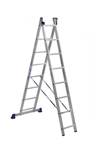 Лестница универсал. алюм. (5208)