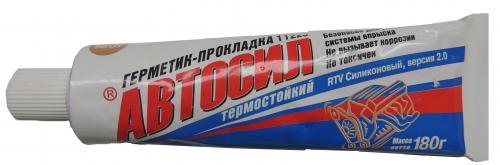 Герметик-прокладка силиконовый