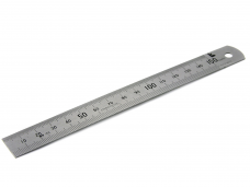 Линейка металлическая 500мм 2-сторонняя b-20мм ц.д.1,0/0,5мм
