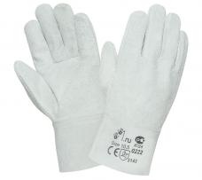 Перчатки спилковые (0222)