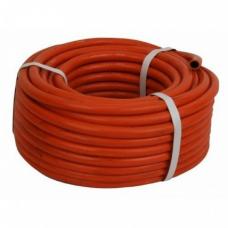 Рукав ацетилен/пропан резиновый ф9х18мм (l) красный 0,63МПа (бухта 40м)
