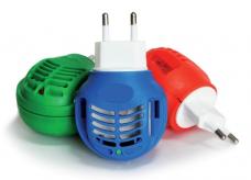 ЭлектроФумигатор от комаров ДиК/УУК Форс Гард 220В универсал с индикатором