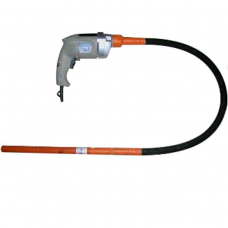 Вибратор глубинный портативный ИВ-120 электропривод 0,75кВт 220В (ИВ-115/121)