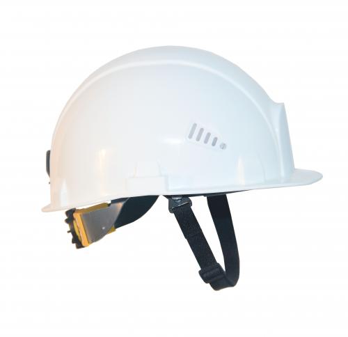 Каска защитная СОМЗ-55 Визион Rapid белая вентиляция 2200В