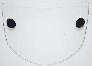 Комплект покровных стекл 5шт поликарбонат масок Favorit,Премьер