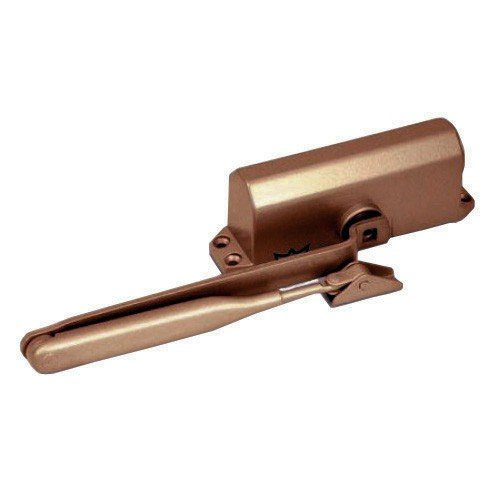 Доводчик дверной Dorma TS-77 EN4 до 90кг/1200мм бронза -15+40°С (180°-20°/20°-0°)