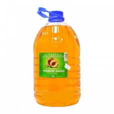 Мыло жидкое Зодиак 5л в ассортименте