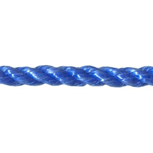 Канат ППТ (полипропиленовый тросовой свивки) ф6мм (кг) ГОСТ 30055-93