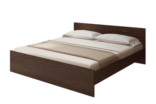 Кровать Валенти СТЛ.046.05 160х200см (слива валлис, крем)