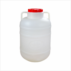 Канистра-бочка пластиковая 50л горлом135мм 350хh600мм 2ручки (М048)