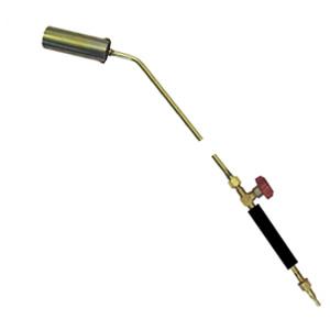 Горелка пропановая ГВМ-1 БАМЗ газовозд. вентиль ф50мм 0,5-1м3/ч ф9мм 900мм 1кг