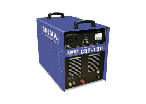 Инвертор воздушно-плазменной резки Brima CUT120 380В 35мм 20-120А 20кВА ПН60% 41кг
