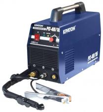 Инвертор плазменной резки Кратон PC-40/16 220В до 16мм 20-40А(60%) 7,2кВт 8,0кг