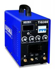 Инвертор аргонно-дуговой сварки Brima TIG-300 380В 15-300А ПН60% 230ММА HF 21,5кг