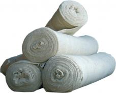 Полотно холстпрошивное нетканое 1,5м частопрошитое 2,5см рулон 50м (п/м)