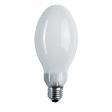 Лампа ртутная ДРЛ 250Вт Е40 эллипс мат. 12700лм белый