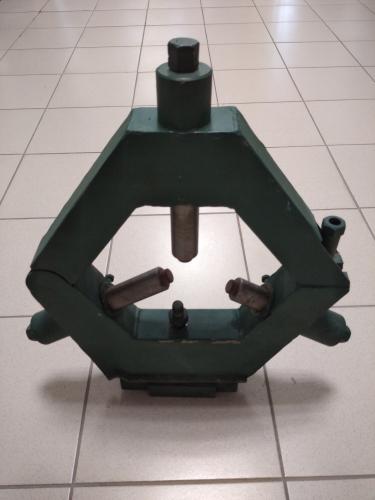Люнет неподвижный ЛН1К62-200-К кулачковый 200мм