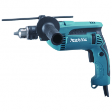Дрель ударная Makita HP1640 680Вт ПС-13 0-2800об/мин 0-44800уд/мин реверс 2кг