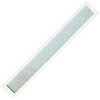 Маркер мелок сварщика тальковый Lyra L4900010/ 299K10 10х10х100мм белый +2000°С 1/10