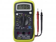 Мультиметр цифровой Mastech МAS830L 200-600В 200мА-10A 200_Ом-2мОм 0,5% 1х9В 202г