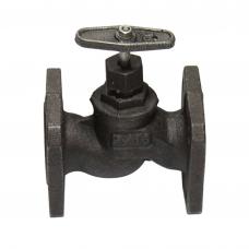 Вентиль (клапан) чугунный фланцевый 15кч19(34)п(1) Ду40 Ру16 (вода-пар 200°С)