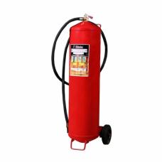 Огнетушитель ОП-100(з) ABCE порошковый 120л/100кг 20/30с 6м 143кг