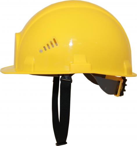 Каска защитная СОМЗ-55 Визион Rapid желтая вентиляция 2200В