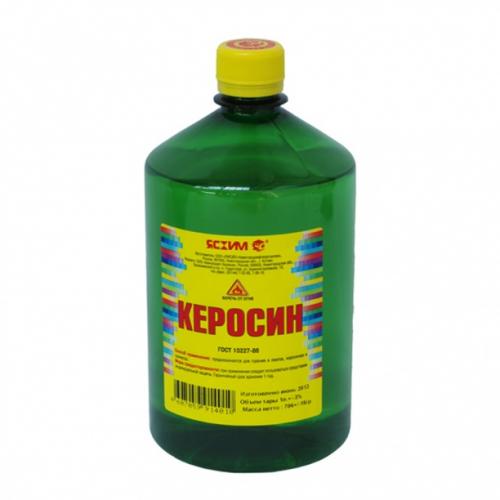 Керосин КО-25 осветительный 0,5л ПЭТ 1/20 Матрица ТУ 38.401-58-10-01