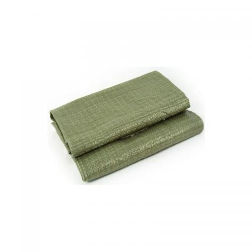 Мешок ПП 90х130см тканный зеленый г/п 100кг (вес 96г)