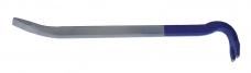 Гвоздодер 450мм Hardax 41-0-124 90° сечение овал усиленный лопатка 45°