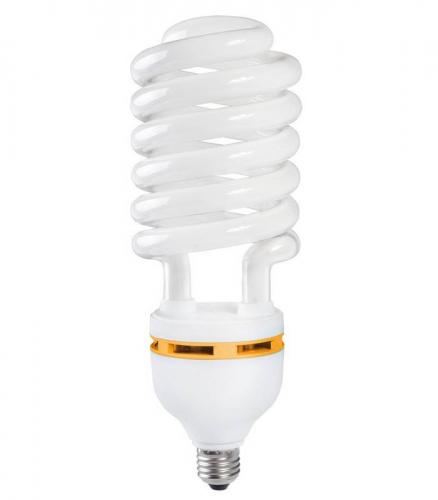 Лампа люминесцентная КЛЛ 20Вт Е27 спираль 45х105мм  8000ч