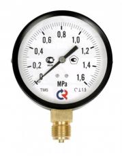 Манометр МП2-Уф (0...1,6)МПа ф60мм М12х1,5 кл.т.1,5 IP40 радиал.штуцер (жидк/газ)