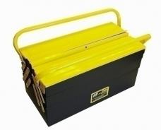 Ящик инструментальный металлический 400х200х200мм /БМ 930400/