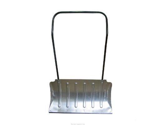 Движок ДС для снега (750х428мм) алюминиевый  формованный (ДАФ)