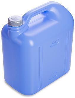 Канистра-бочка пластиковая