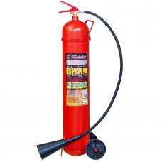 Огнетушитель ОУ-8 BCE углекислотный 11,14л/8кг 10с 3м 24кг