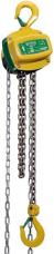 Таль руч. шестеренная стац. цепная Able СB-360 1,0т 3м H-356мм 24,5кгс 13,9кг