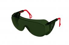 Очки защ. слес. откр. О45 Визион 5-StrongGlass темно-зеленый