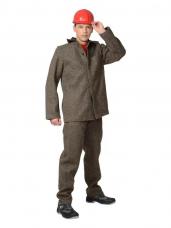 Костюм суконный КЩС К80 (куртка+брюки)