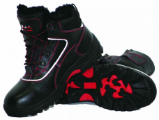 Ботинки ут.(нат.мех)