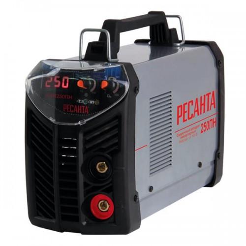 Инвертор сварочный Ресанта САИ-250ПН 65/21 240В 10-250А 70% 35А х.80В 30В ф6 IP21