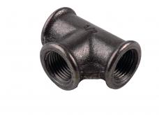 Тройник чугунный (черный) ГОСТ 8948-76